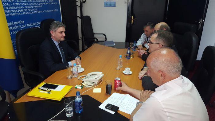 Ministar primio delegaciju jedinice za specijalna dejstva