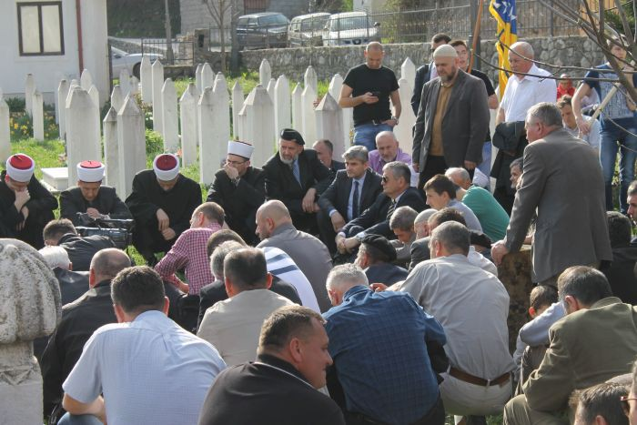 "Godišnjica ""4.muslimanske slavne brigade"" Konjic"