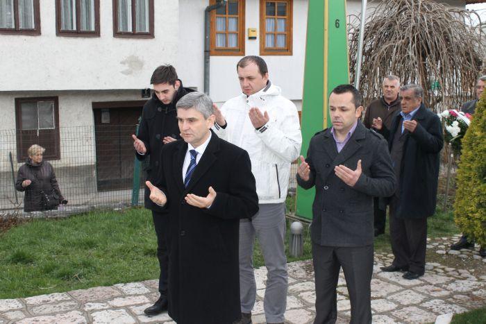 Ministar Bukvarević na obilježavanju Dana Teritorijalne odbrane Republike Bosne i Hercegovine