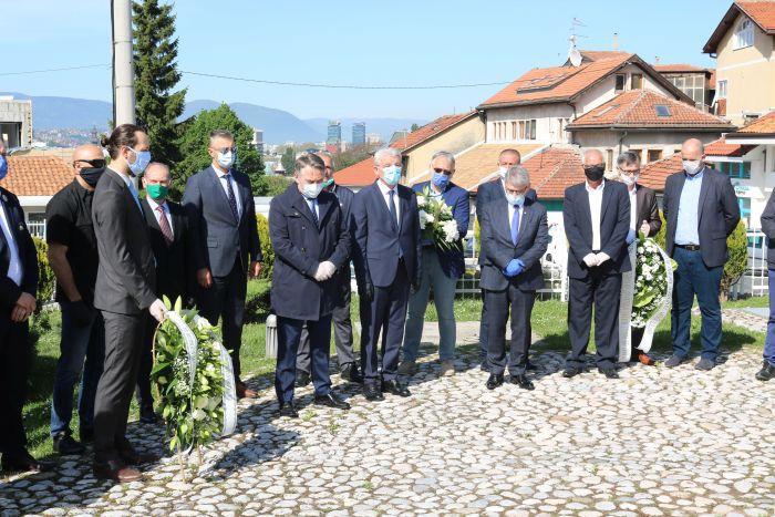 U Sarajevu obilježen Dan zlatnih ljiljana