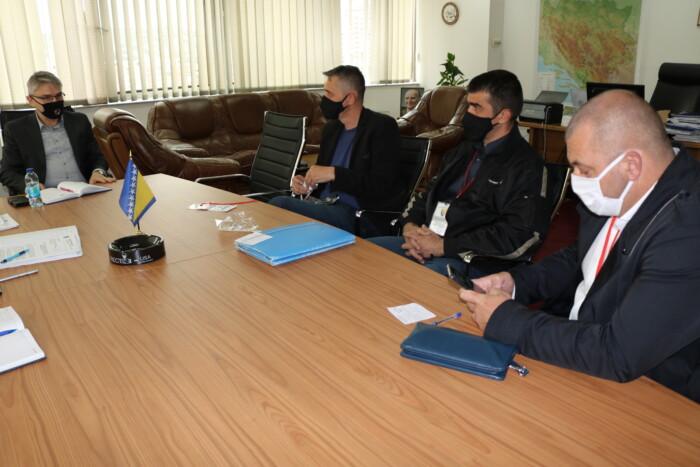 Ministar Bukvarević sa predstavnicima boraca: Nastaviti rad na poboljštanju statusa boračke populacije