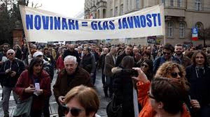 Bukvarević: Medijski radnici su uvijek bili na prvim linijama