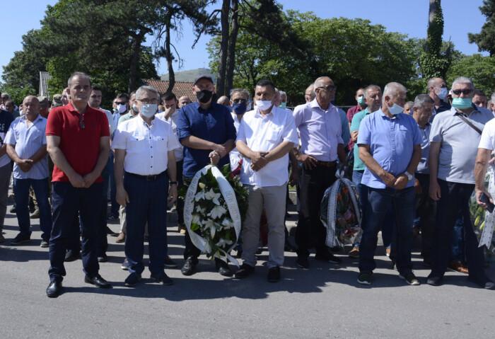 Obilježena 27. godišnjica deblokade Mostara i godišnjica pogibije heroja Midhada Hujdura Hujke
