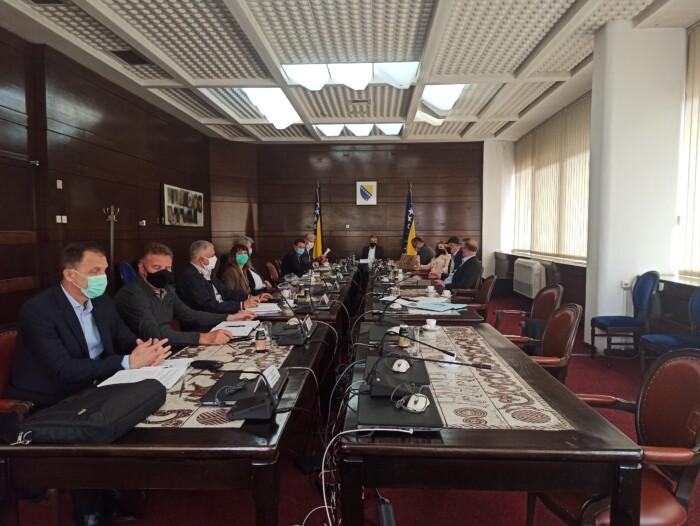 Ministar Bukvarević: Revizorski tim za koordinaciju nastavlja sa radom