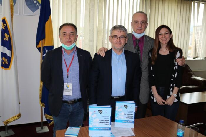 Predstavnici Udruženja žrtava i svjedoka genocida razgovarali s ministrom Bukvarevićem