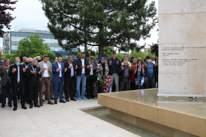 Obilježena 27. godišnjica pogibije heroja odbrambeno-oslobodilačkog rata Safeta Zajke