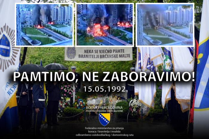 Godišnjica bitke na Brčanskoj Malti