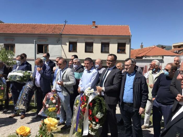 U Mostaru obilježen 9. maj, Dan zlatnih ljiljana
