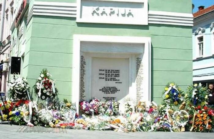 Navršilo se 26 godina od masakra na Kapiji u Tuzli